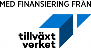 Logotyp för Tillväxtverket