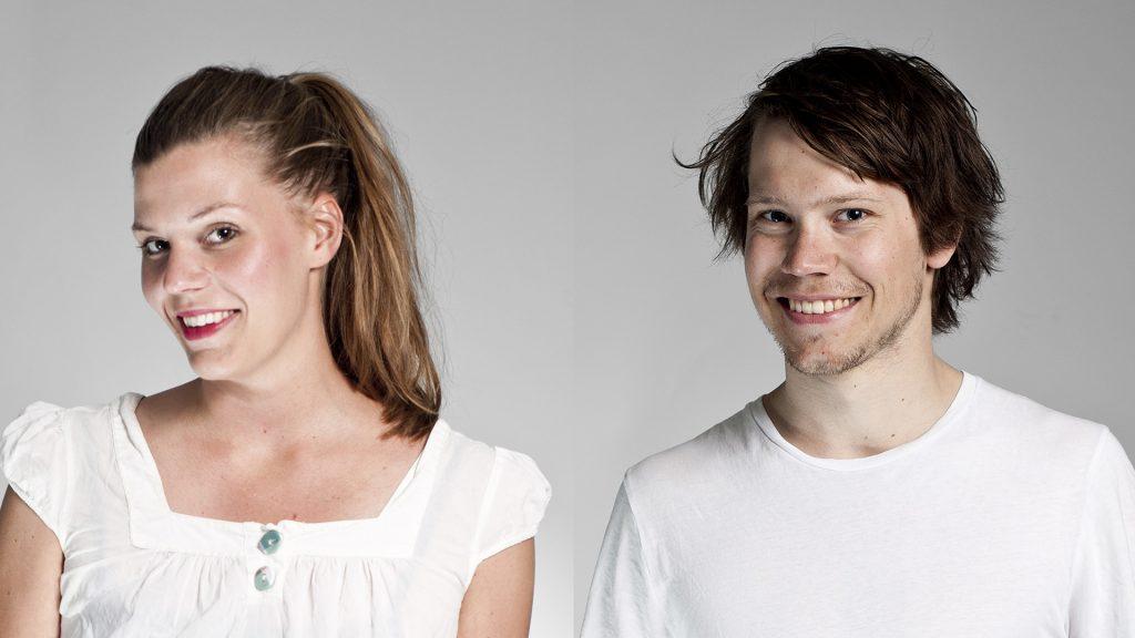 2011 - Gabriella Rubin och Niklas Kull