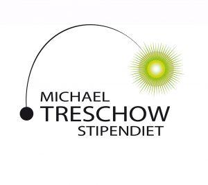 Logotyp för Michael Treschow-stipendiet.
