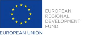 Logotyp för European Union - European Regional Development Fund