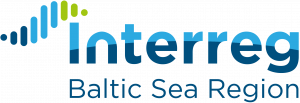 Logotyp för Interreg Baltic Sea Region