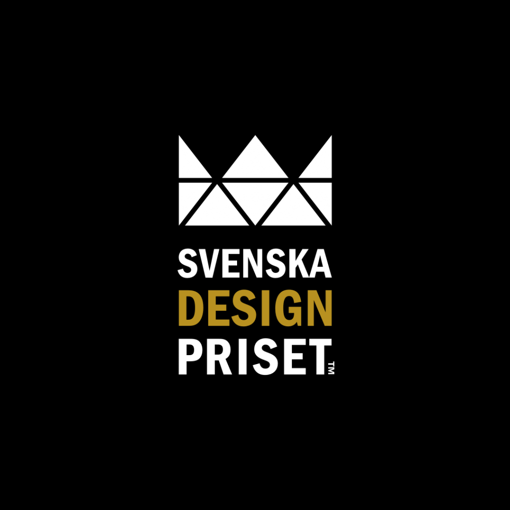Svenska Designprisets logotyp